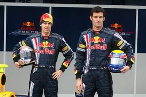 Sebastian Vettel, Red Bull racing, Mark Webber, Red Bull Racing