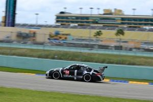 #58 MP1B Porsche GT3 Cup driven by Paulo Lima & Pedro Redondo Sr. of TLM Racing