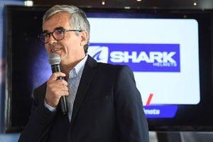 Patrick François, Presidente Cascos Shark