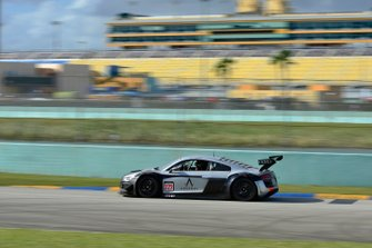 #222 MP1A Audi R8 GT3 driven by Chris Fountas of ANSA Motorsports