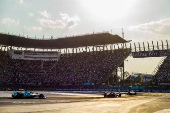Robin Frijns, Envision Virgin Racing, Audi e-tron FE05 Oliver Turvey, NIO Formula E Team, NIO Sport 004