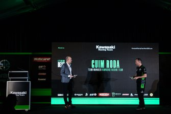 Guim Roda, Kawasaki Racing Team Manager