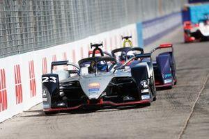 Sébastien Buemi, Nissan e.Dams, Nissan IMO1, Sam Bird, Envision Virgin Racing, Audi e-tron FE05