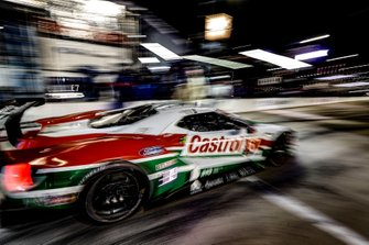 #67 Ford Chip Ganassi Racing Ford GT, GTLM: Ryan Briscoe, Richard Westbrook, Scott Dixon, au stand
