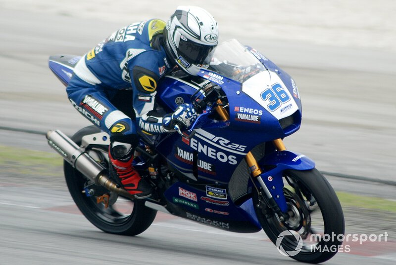 M Faerozi, Yamaha Racing Indonesia