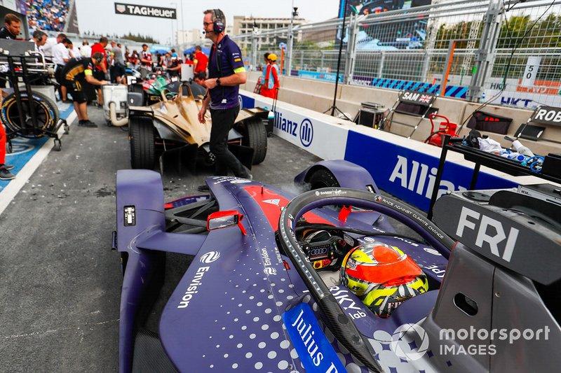 Robin Frijns, Envision Virgin Racing, Audi e-tron FE05,