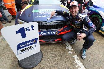 Ganador carrera 2, Andrew Jordan, WSR BMW