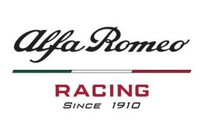 Логотип Alfa Romeo Racing