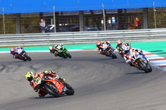Альваро Баутіста, Aruba.it Racing-Ducati Team, Маркус Райтербергер, BMW Motorrad WorldSBK Team