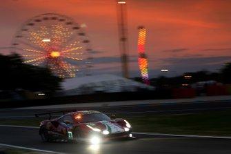 #71 AF Corse Ferrari 488 GTE EVO: Давід Рігон, Сем Бьорд, Мігель Моліна