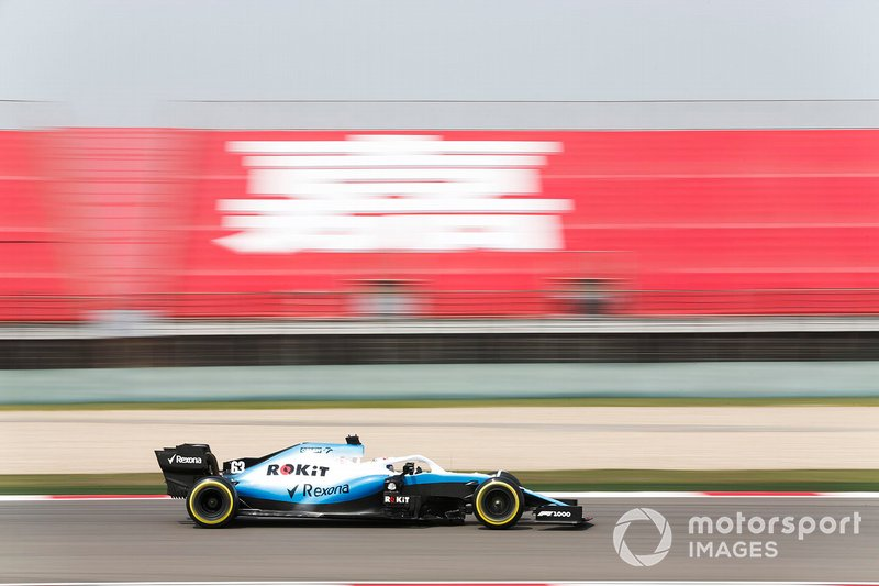 Джордж Расселл, Williams Racing FW42