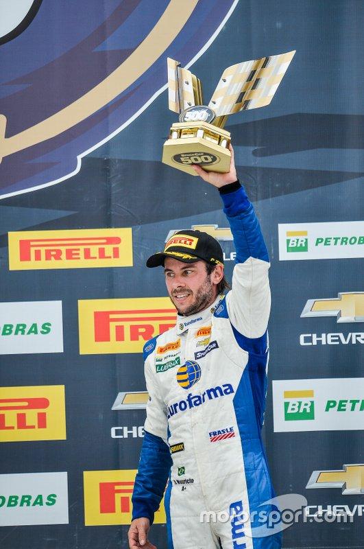 Ricardo Mauricio ficou em 3º lugar.