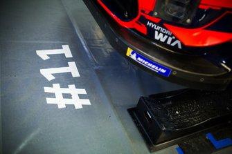 Thierry Neuville, Nicolas Gilsoul, Hyundai Shell Mobis WRT Hyundai i20 Coupe WRC