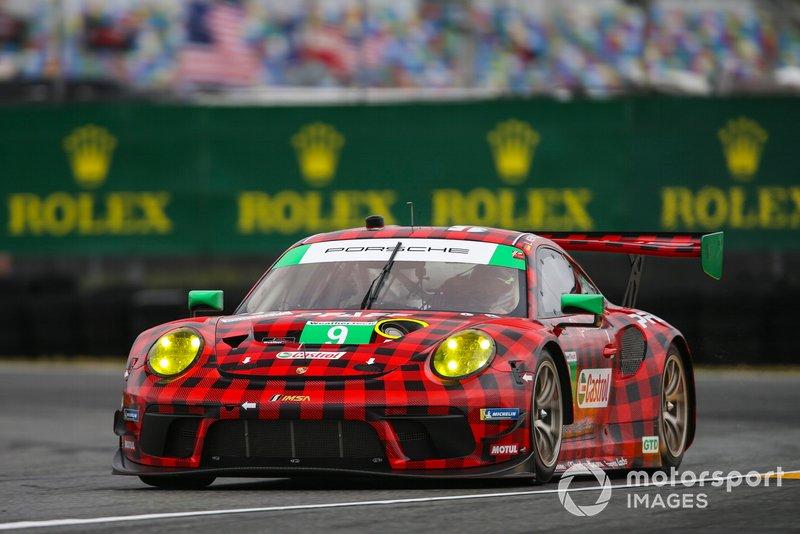 #9 PFAFF Motorsports Porsche 911 GT3 R, GTD: Scott Hargrove, Zacharie Robichon, Lars Kern, Dennis Olsen