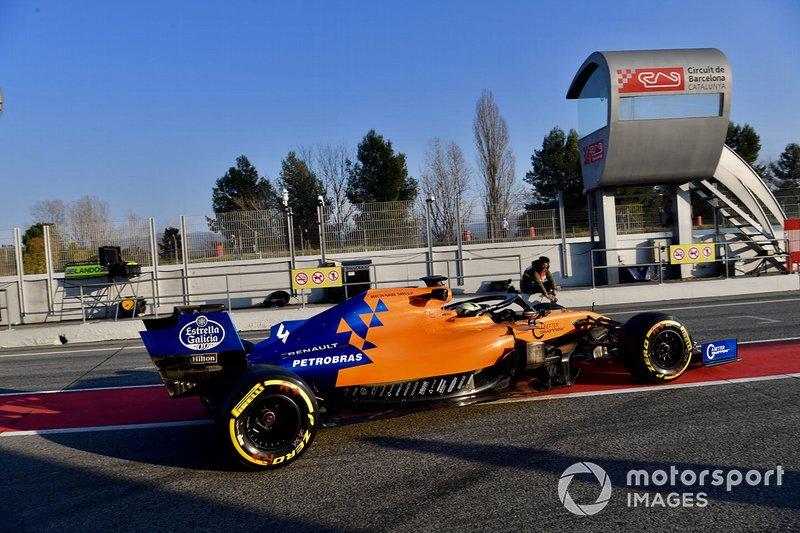 McLaren - 445 ronden