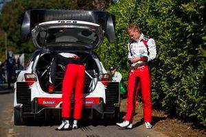 Отт Тянак, Мартин Ярвеоя, Toyota Gazoo Racing WRT Toyota Yaris WRC