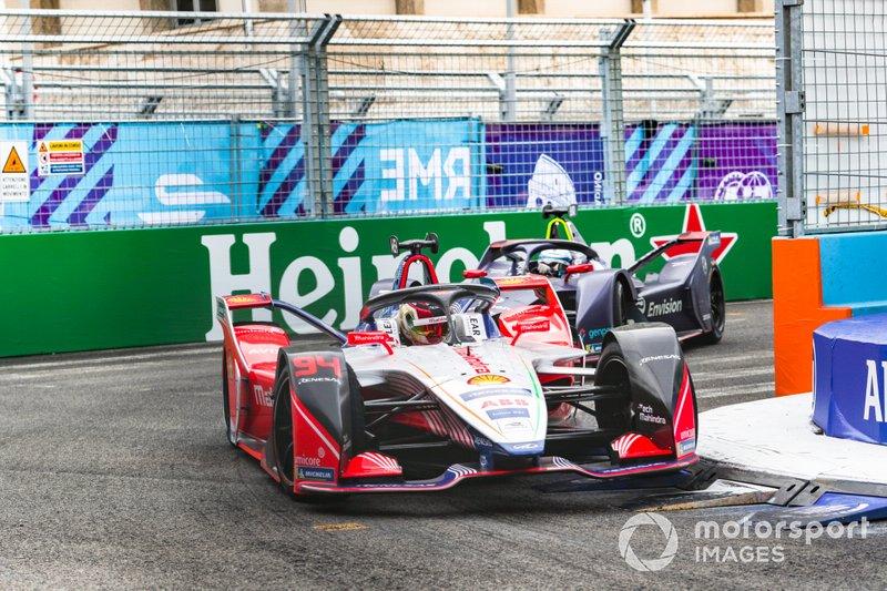 Pascal Wehrlein, Mahindra Racing, M5 Electro, Sam Bird, Envision Virgin Racing, Audi e-tron FE05