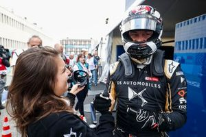 Andre Lotterer, DS TECHEETAH., on pole posisiton