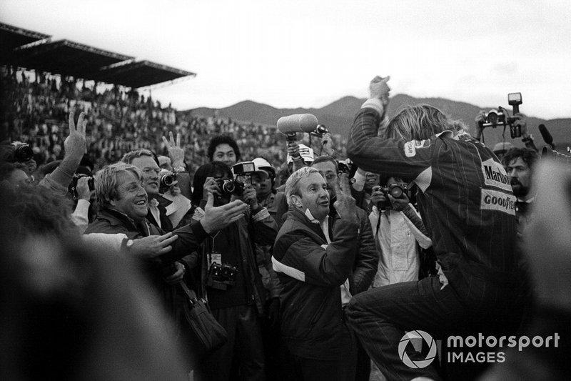 GP de Japón 1976 (Campeón James Hunt)