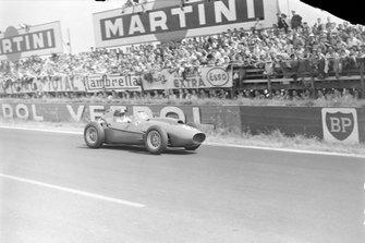 Луиджи Муссо, Ferrari D246