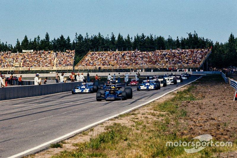 GP da Suécia, 1973