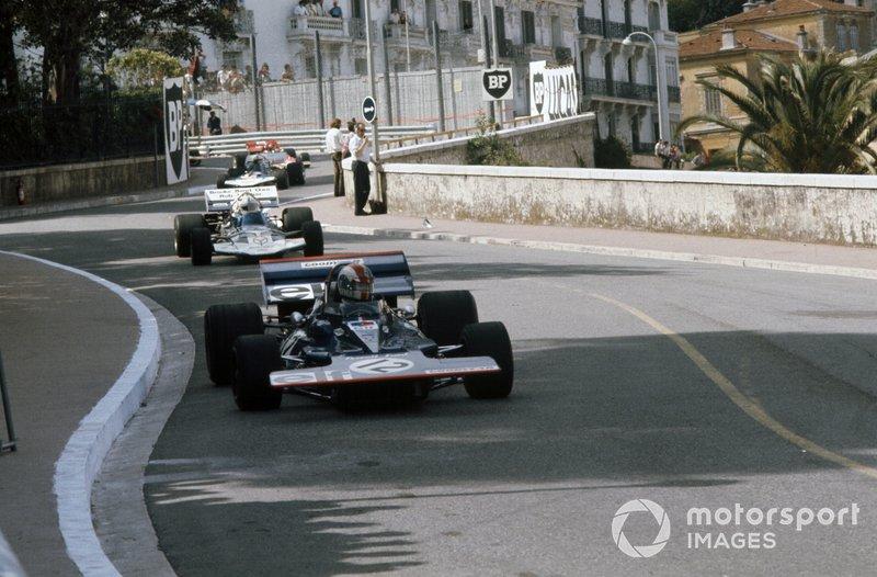 Франсуа Север Tyrrell 002