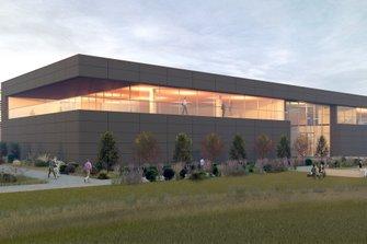 مصنع ريسينغ بوينت الجديد