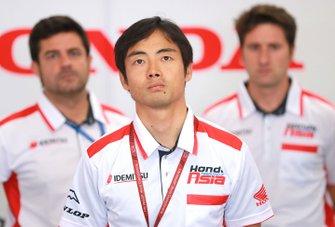 Hiroshi Aoyama, Honda Team Asia