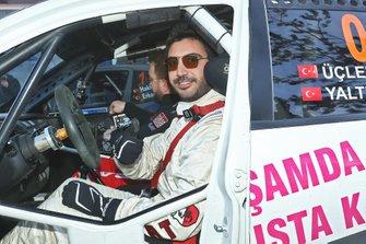 Öncü Araç: TOSFED Başkanı Eren Üçlertoprağı, Mitsubishi Lancer EVOIX