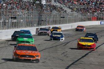 #41: Daniel Suarez, Stewart-Haas Racing, Ford Mustang Arris