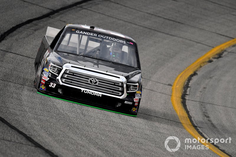Josh Reaume, Reaume Brothers Racing, Toyota Tundra