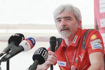 Джиджи Далл`Инья, руководитель команды Ducati Team