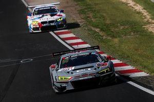 #50 Twin Busch by equipe vitesse Audi R8 LMS GT3: Michael Heimrich, Arno Klasen, Rudi Adams