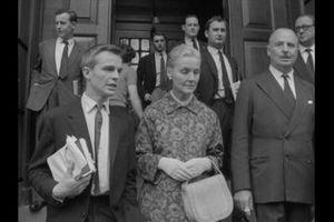 Max Mosley con sus padres