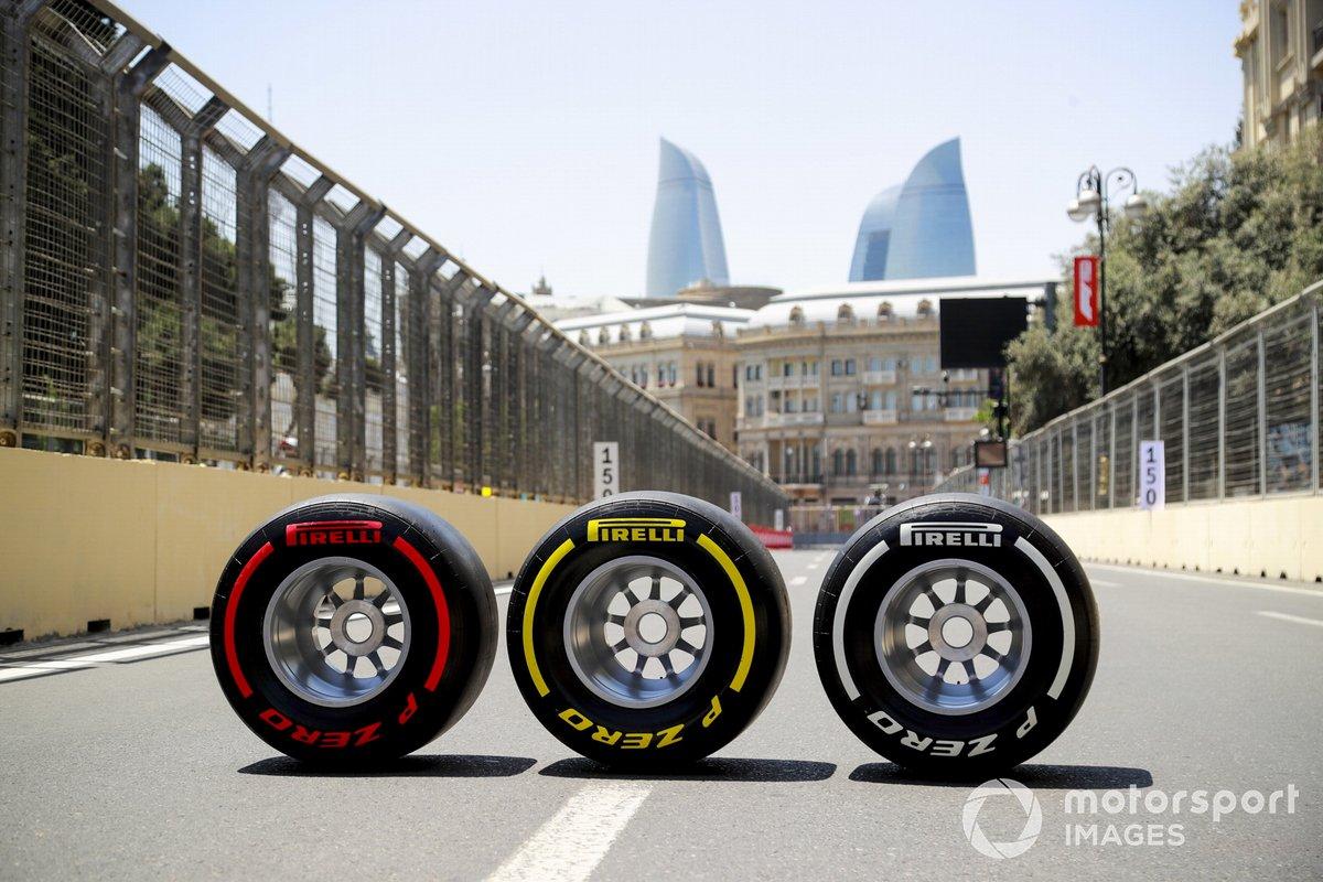 Neumáticos Pirelli en Azerbaiyán