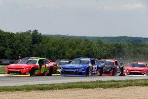Miguel Paludo, JR Motorsports, Chevrolet Camaro BRANDT and Josh Williams, DGM Racing, Chevrolet Camaro Alloy Employer Services
