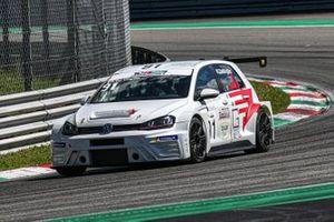 Giuseppe De Virgilio, Faro Racing, Volkswagen Golf GTI TCR