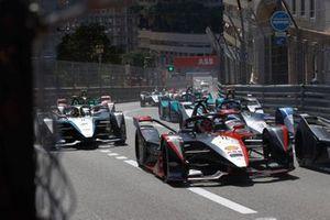 Sebastien Buemi, Nissan e.dams, Nissan IMO2, Stoffel Vandoorne, Mercedes-Benz EQ, EQ Silver Arrow 02