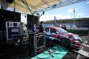 Hyundai Veloster N ETCR, Hyundai Motorsport