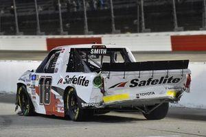 #18: Chandler Smith, Kyle Busch Motorsports, Toyota Tundra Safelite AutoGlass