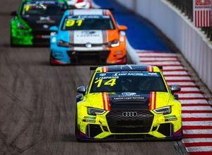 Клим Гаврилов, Audi RS3 LMS, Carville Racing