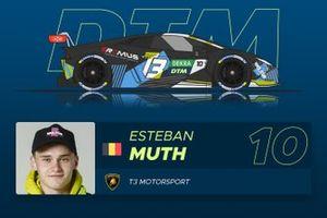Esteban Muth, T3 Motorsport