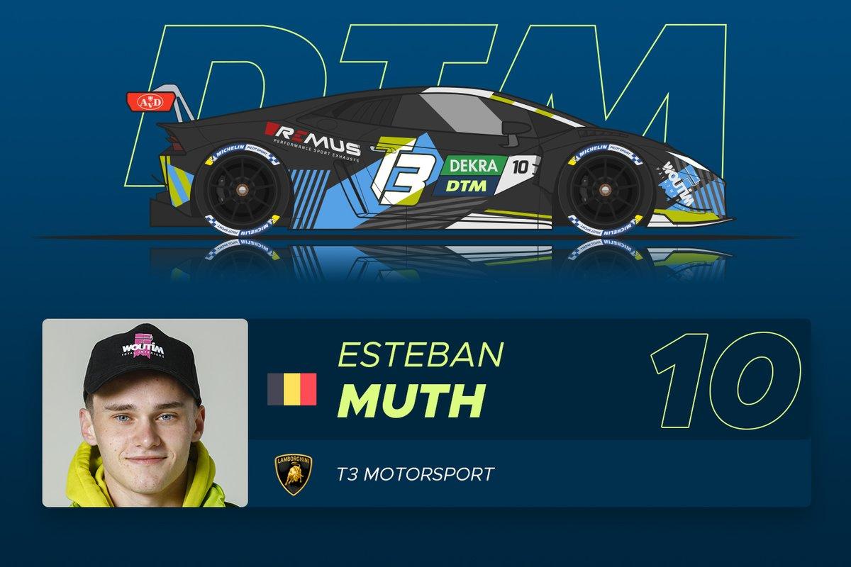 #10 Esteban Muth (19) - Ranking: **** (4 Sterne)