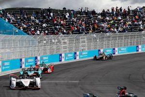 Andre Lotterer, Tag Heuer Porsche, Porsche 99X Electric, Sam Bird, Jaguar Racing, Jaguar I-TYPE 5, Rene Rast, Audi Sport ABT Schaeffler, Audi e-tron FE07