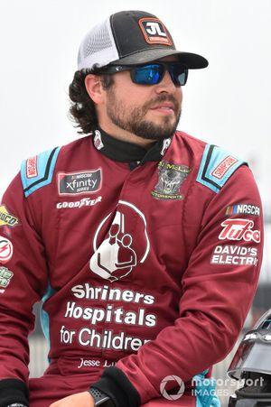 Jesse Little, B.J. McLeod Motorsports, Chevrolet Camaro Shriners Hospitals 4 Children