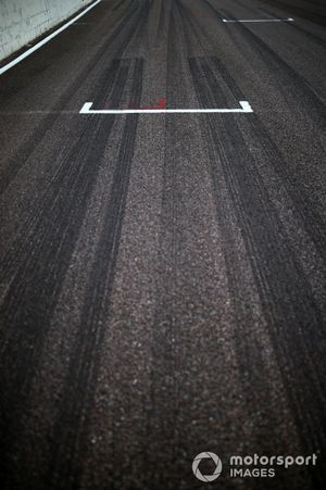 Thruxton Race Track