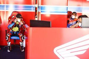 Alvaro Bautista, Team HRC, Leon Haslam, Team HRC