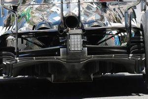 Mercedes AMG F1 W12 cooling