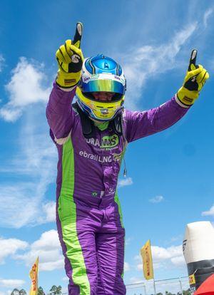 Sergio Ramalho primeira vitória do ano na classe PRO