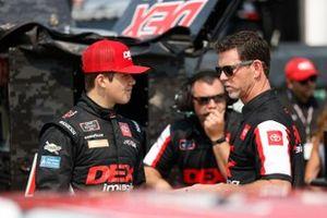 Harrison Burton, Joe Gibbs Racing, Toyota Supra DEX Imaging, Jason Radcliff